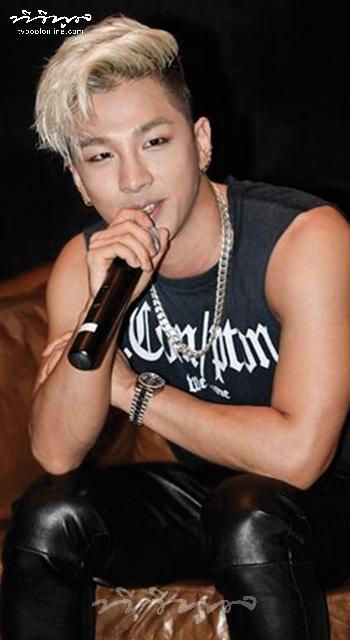 Interview with Hot Guy 'Tae Yang' BIGBANG