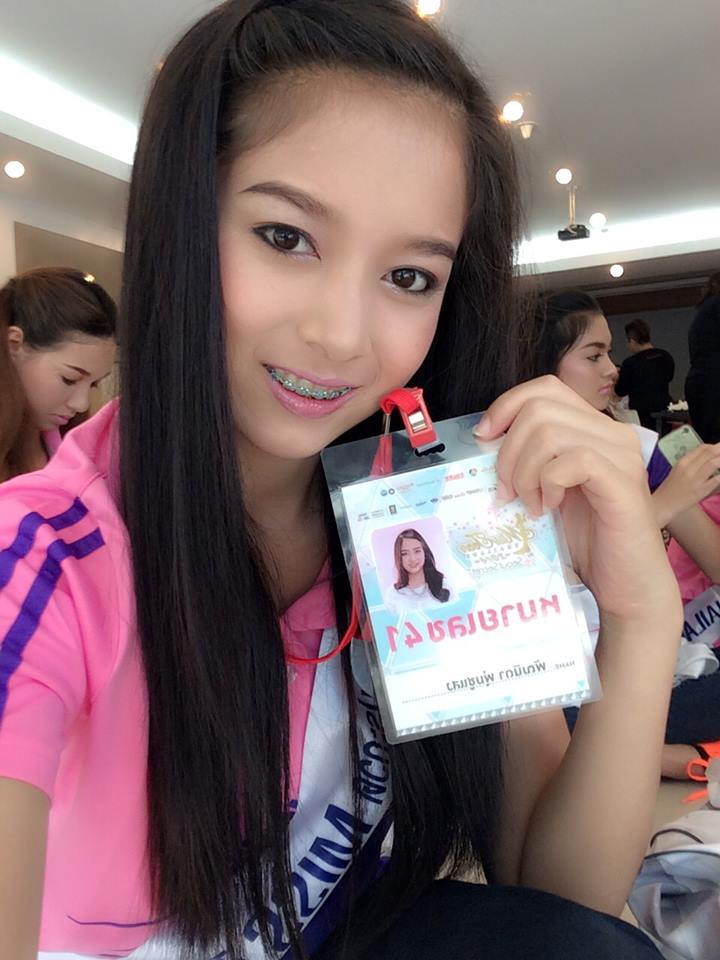 """น่ารักสดใส """"มายด์ พัฒนิดา"""" มิสทีนไทยแลนด์ 2014"""