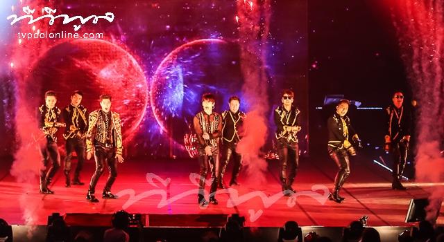 TVXQ จัดเต็มเสิร์ฟคอนเสิร์ตสุดมันส์ TVXQ! Special Live Tour-T1Story in Bangkok