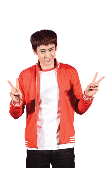 Interview With Nice Guy 'Nichkhun'