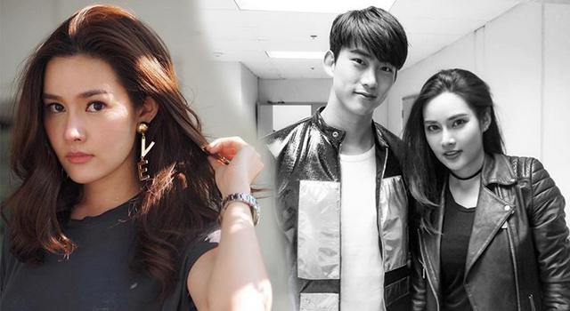 """ดราม่าหนัก!! """"หญิง รฐา"""" เคลียร์ ถ่ายรูปคู่ """"แทคยอน 2PM"""""""
