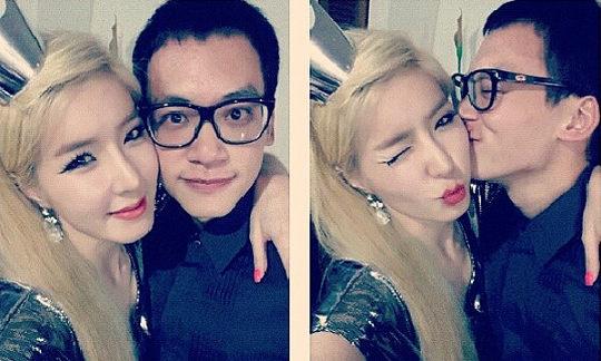 ว้าย!!! บี้ จูบ จียอน กลางงาน