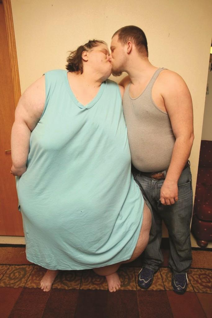 เจ้าสาวอ้วนที่สุดในโลก