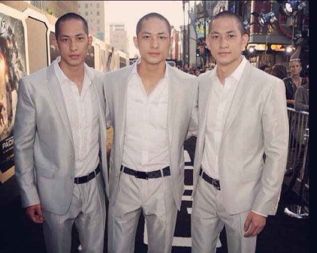สยิวหวิววาบ สะท้านอารมณ์กับ 3 หนุ่มแฝด ตระกูล ลู  เลือกใครดีน้อ??