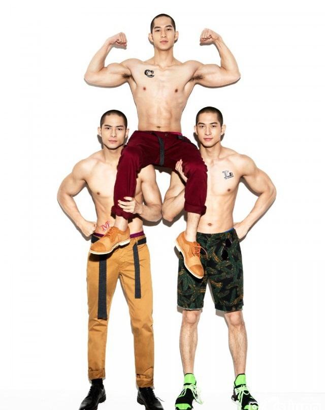แฝด 3 สุดหล่อ!! Lance-Mark-Charles จาก Pacific Rim