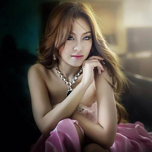 ต๊อกแต๊ก พริตตี้สาวสวยที่มีค่าตัวแพงที่สุดในปี 2013