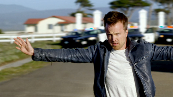 ตัวอย่างภาพยนตร์ Need for Speed Movie ที่จากมาจากเกมส์