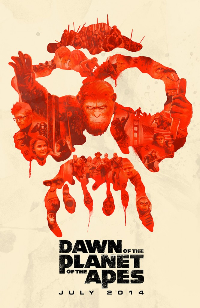 Dawn of the Planet of the Apes – รุ่งอรุณแห่งอาณาจักรพิภพวานร