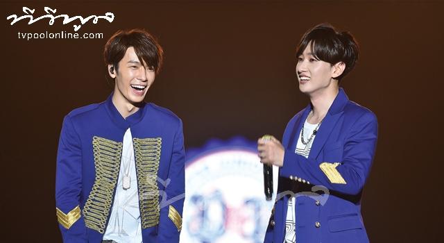 'Dong Hae' & 'Eun Hyuk' จัดเต็มก่อนเข้ากรม! ใน Super Junior – D&E Asia Tour 2015 in Bangkok