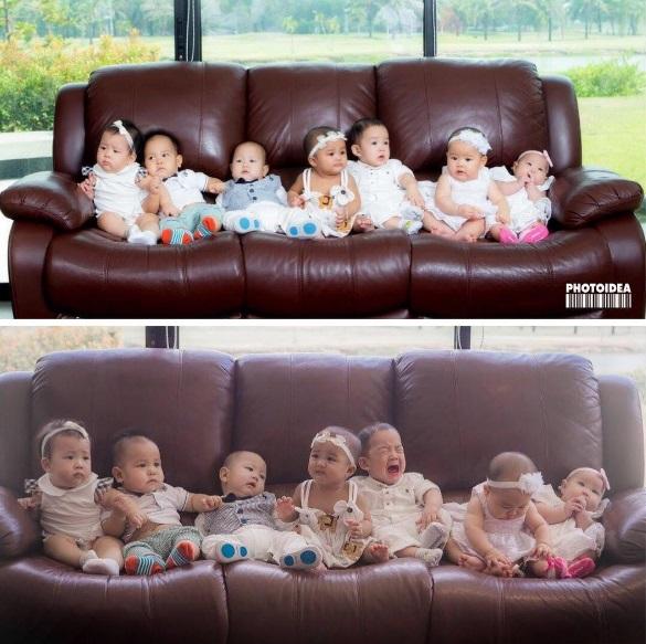 น่ารักสุดๆ เมื่อคุณแม่ผู้ประกาศข่าวช่อง7 มารวมตัวพร้อมลูกน้อง !!!!