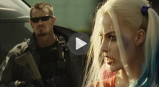 เผยโปสเตอร์ไทย SUICIDE SQUAD – ทีมพลีชีพมหาวายร้าย 4 สิงหาคมนี้ทีมวายร้ายจะครองโรงภาพยนตร์!!!!