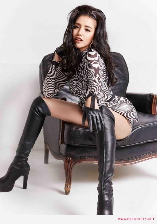 ใบเตย อาร์สยาม ฉีกลุคเซ็กซี่ กลายเป็นสาวขี้เล่น ผ่านเอ็มวีล่าสุด กรุบกรุบ!!!