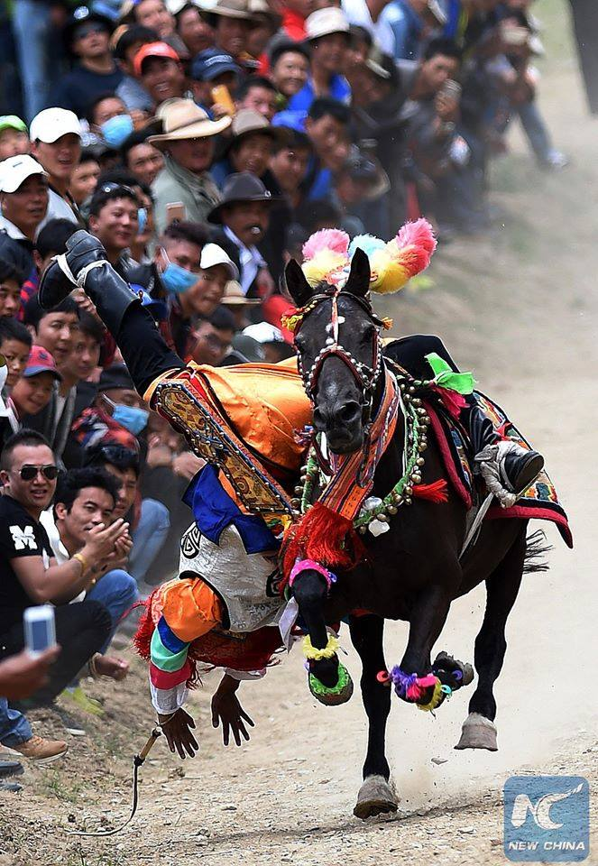 """Ongkor"" งานเทศกาลเฉลิมฉลอง ของชาวทิเบต ที่ยาวนานกว่า 1,500 ปี"