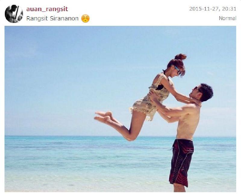 """""""อ้วน รังสิต"""" สะดุ้ง! เมื่อ…หวานใจสาวเกาหลี """"ปาร์ค ฮยอน ซอน"""" พูดไทยคำนี้!!! (ชมคลิป)"""
