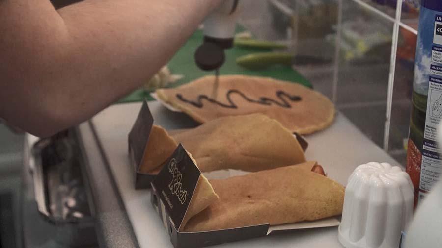"""ร้านอาหารในสหราชอาณาจักร!!! ผุดเมนู """"เคบับ ช็อคโกแลต"""" เอาใจคนชอบของหวาน!!!"""