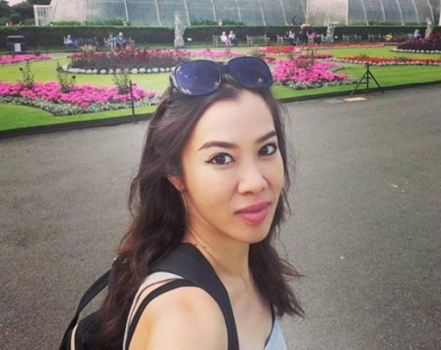 """ข้อความลาจาก """"จูน"""" น้องสาววีเจจ๋า  ก่อนกระโดดตึกเสียชีวิต"""