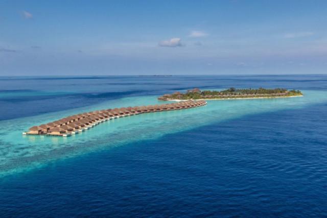 """อลังการงานสร้าง!!! """"รีสอร์ตหรูบนเกาะมัลดีฟส์"""" เตรียมเปิดภัตตาคารใต้ทะเลที่ใหญ่ที่สุดในโลก!!!"""