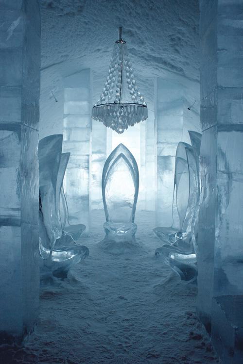 """Icehotel in Jukkasjärvi"" โรงแรมน้ำแข็งแห่งแรกของโลก ที่ประเทศสวีเดน!!!"