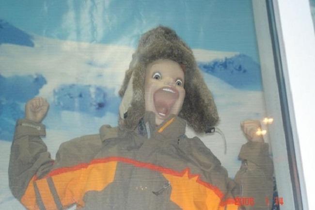 อย่างหลอน! หุ่นลองเสื้อบนห้างที่คุณเห็นแล้ว อาจจะต้องมีขนลุกกันบ้างแน่นอน