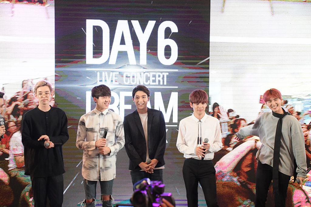 มันเว่อร์! 'DAY6' โชว์พลังดนตรีสะกดใจแฟนไทย