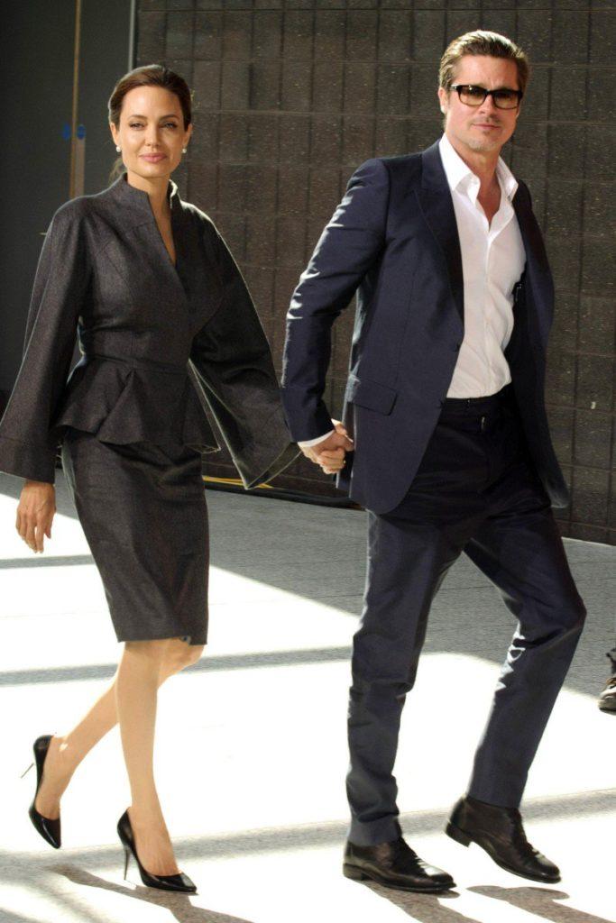 ช็อคคค!!! Angelina Jolie แยกทางกับ Brad Pitt แล้ว!!!!