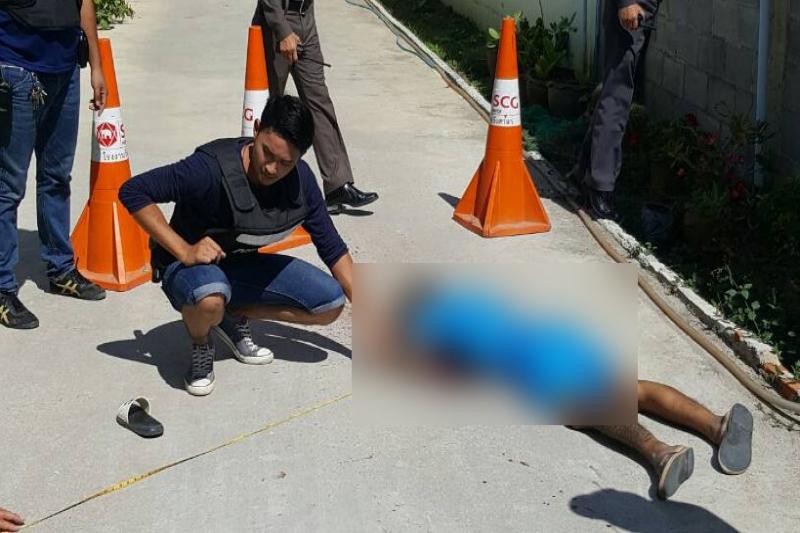 จนหนทาง! เอเย่นต์ยาบ้าจับเมียตัวเองเป็นตัวประกัน ยิงสู้ตำรวจแต่หนีไม่รอดโดนวิสามัญดับอนาถ