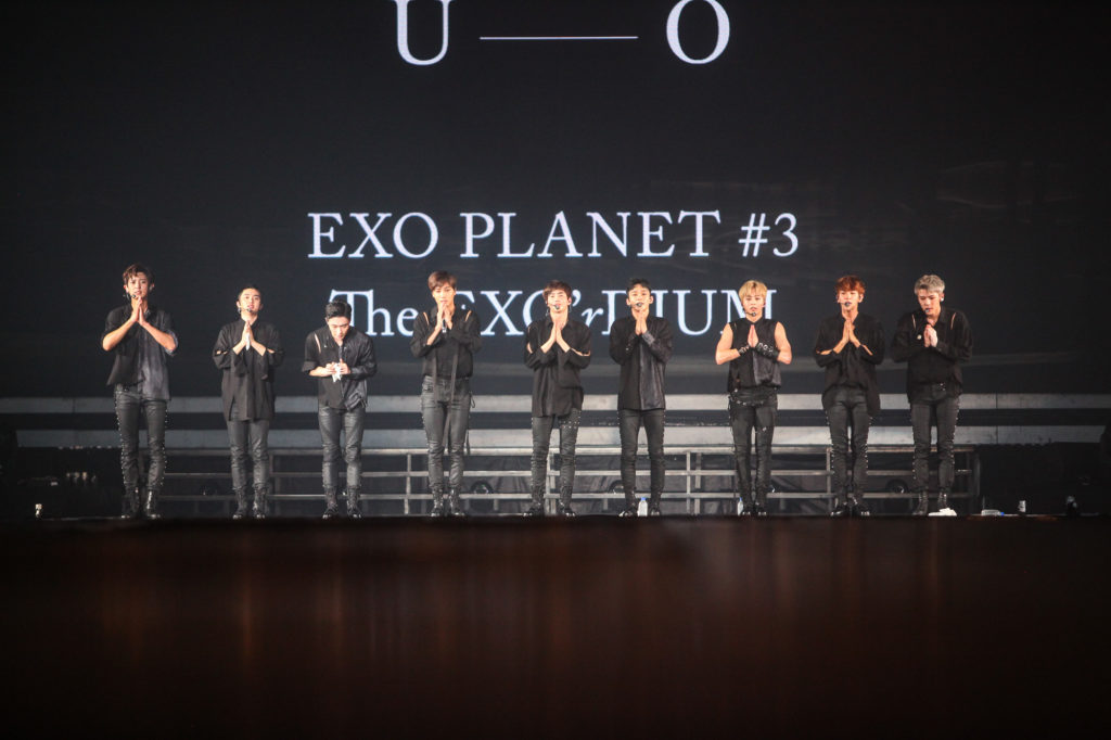 ฟินแรง! EXO เสิร์ฟความมันจัดเต็ม ตอกย้ำตำแหน่งบอยแบนด์แห่งปี