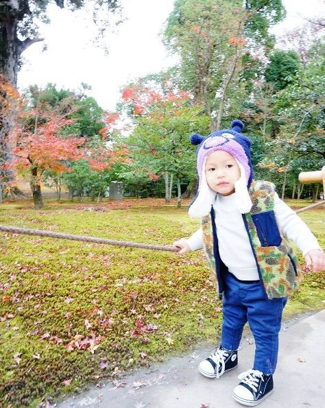 ส่องภาพความน่ารักของ น้องแพนเตอร์ และน้องพู่ม่า ในทริปญี่ปุ่น