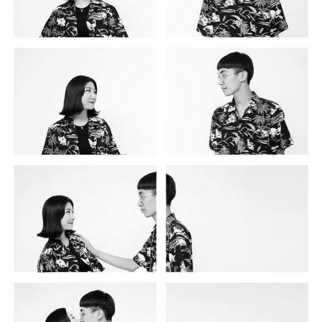 ลองกันดูมั้ย! เทรนการถ่ายรูปคู่รัก ที่กำลังฮิตมากที่เกาหลี