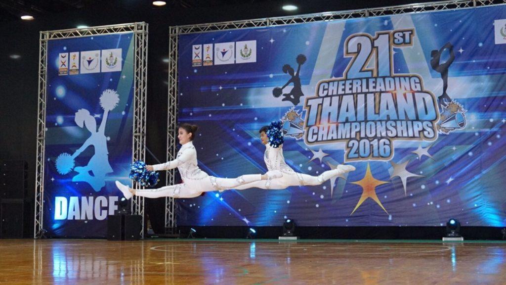 เด็กไทยเจ๋งสุดคว้า8รางวัลทำเชียร์ลีดเดอร์เข้าสู่โอลิมปิก!!