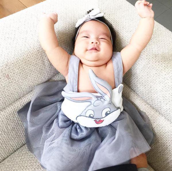 """แม่จะไม่ทน!!! เมื่อ """" น้องเกรซ """" ทำแบบนี้ใส่ """" แม่จูน """" ขำหนักมาก!!"""