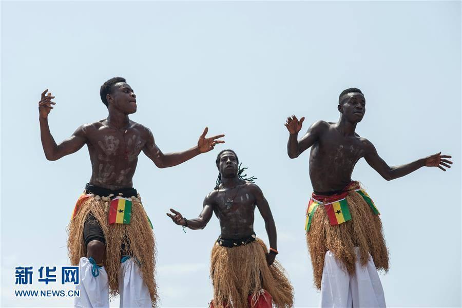 """อิสรภาพอันรื่นรมย์! """"กานา"""" เฉลิมฉลองครบรอบ 60 ปีของการประกาศอิสรภาพ"""
