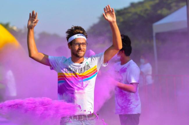 """ความสนุกกำลังจะเริ่มขึ้นอีกครั้ง!!! กับกิจกรรม """"เดอะ คัลเลอร์ รัน"""" งานวิ่งสาดสีชื่อดังระดับโลก!!!"""