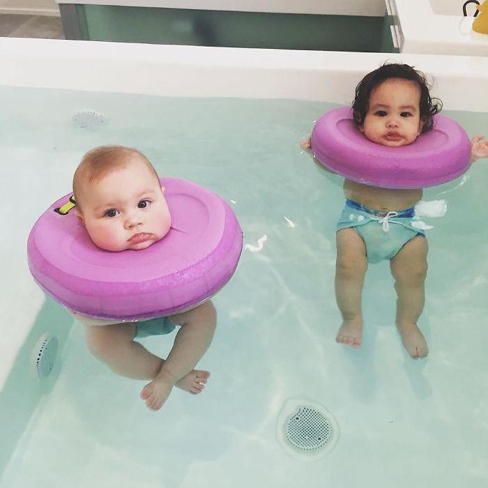 """น่ารักไปอีก!!! """"สปาทารก"""" ที่เปิดให้บริการนวด-อาบน้ำ ให้กับเด็กทารกเท่านั้น!!!"""