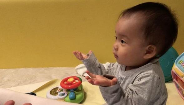 """""""กุ๊บกิ๊บ-บี้"""" ถึงกับอึ้งเมื่อ """"น้องเป่าเปา"""" ฟังภาษาจีนรู้เรื่อง (ชมคลิป)"""