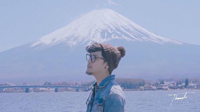 """ส่อง10 ภาพ """"ทอม room39"""" ควงภรรยาที่ยวญี่ปุ่น ตะมุตะมิ"""