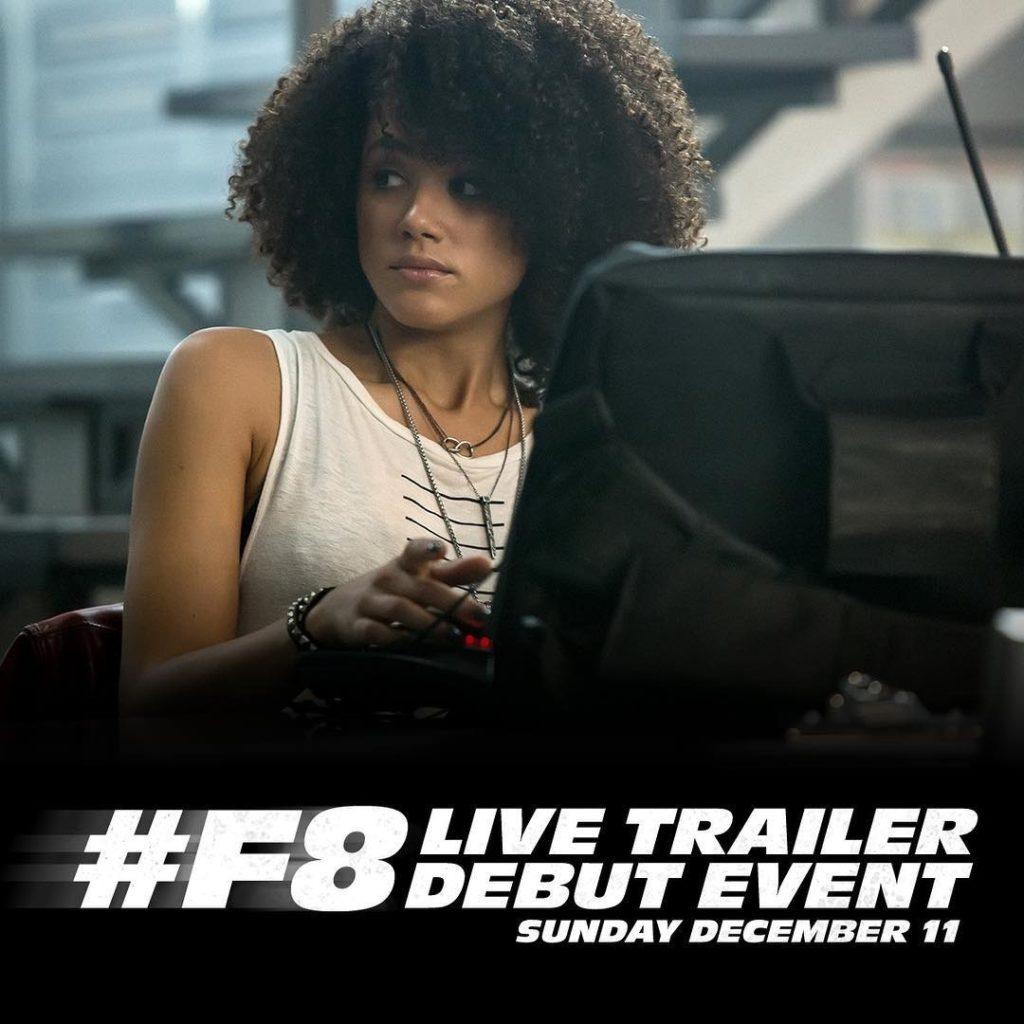 ปาปารัสซี่แอบถ่าย Nathalie Emmanuel ตัวจริงแซ่บกว่า Fast & Furious 8