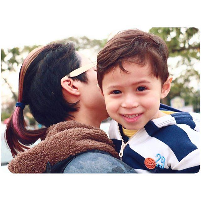 """ต้องรีบจองกันเลย 10ภาพ .น้องเจย์เดน""""ลูกชาย""""จีจ้า ญาณิน"""""""