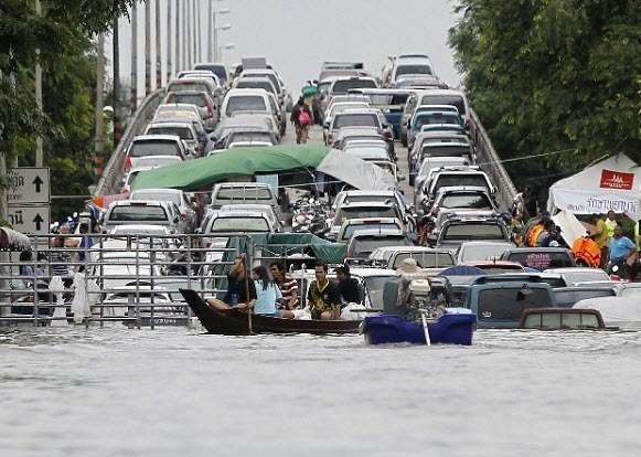 """อภิมหาภัยพิบัติ!!! เผยรายชื่อเมืองที่อาจจะจมอยู่ใต้น้ำ """"ในอีก 4 ปี ข้างหน้า"""""""