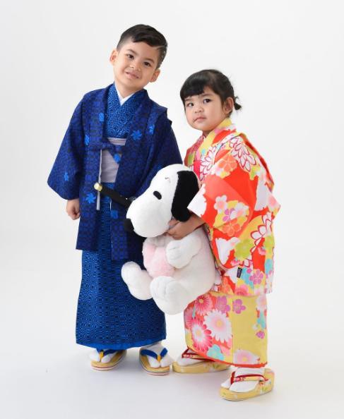 """ส่อง!!! ครอบครัวอบอุ่น  """"บี-ดุ๋ง"""" พาลูก """"น้องดีดี-จีดี"""" หนีร้อนตะลุยญี่ปุ่น"""
