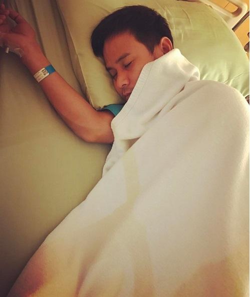 """หลังนอนรพ. 3 วันติด """"ไผ่ พงศธร"""" เผยสาเหตุอาการที่ป่วยแล้ว !!!!"""