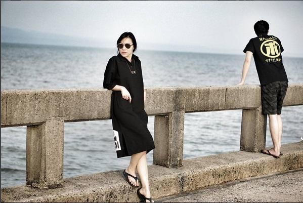 """หวานอีกแล้ว """"ซัน-ต้นหอม"""" ควงกันเที่ยวเกาะกูด"""
