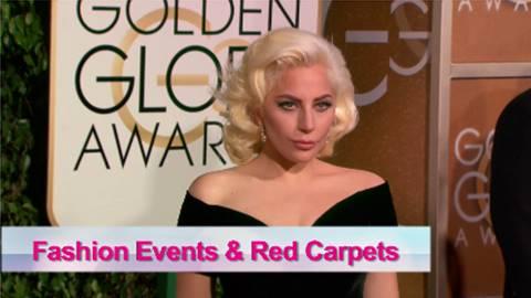 """ดูด่วนๆ แฟชั่นปังๆบนพรมแดงฮอลลีวูด ใน """"Stars in Style"""""""