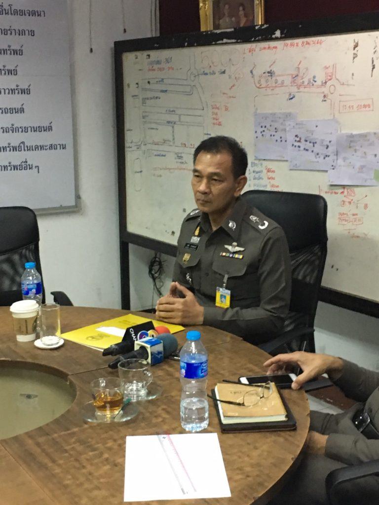 รอง ผบ.ชน เผยเหตุระเบิดถังขยะหน้ากองสลากเป็นระเบิดแรงดันต่ำหวังป่วนเมือง