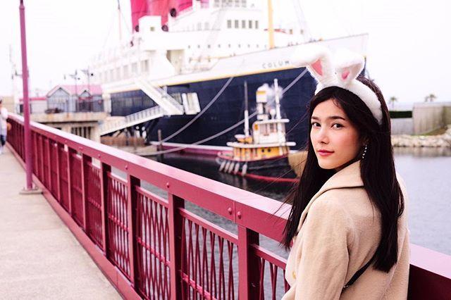 """ส่องภาพหวาน """"เจ๋ง บิ๊กแอส"""" ควงแฟนสาวเที่ยวญี่ปุ่น"""