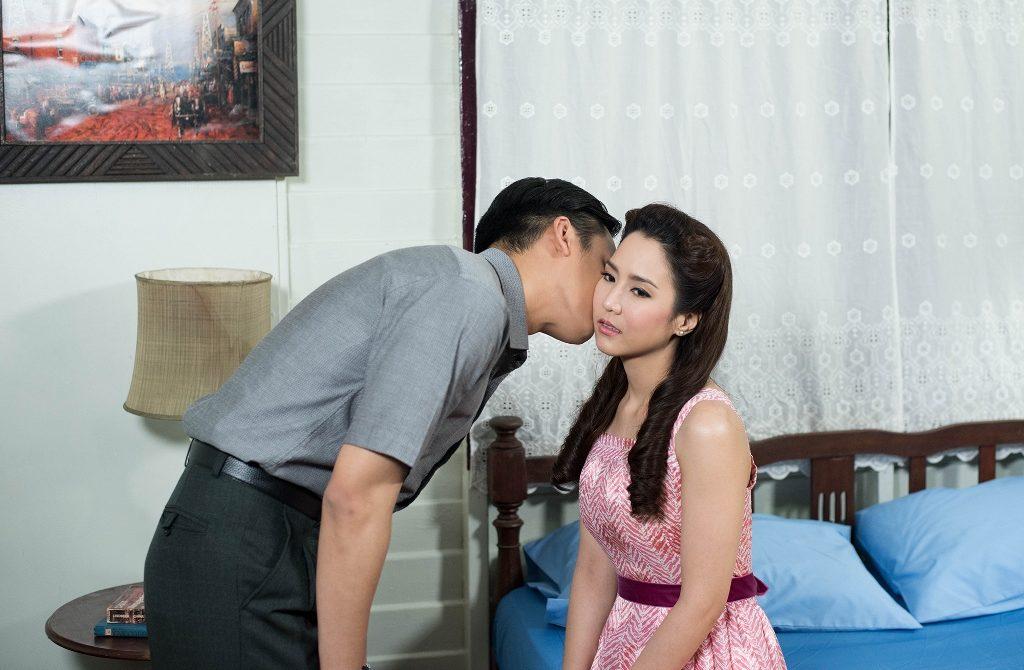 จั๊กจั่น ยอมจูบจริง เผด็จศึก สามีคนที่ 5