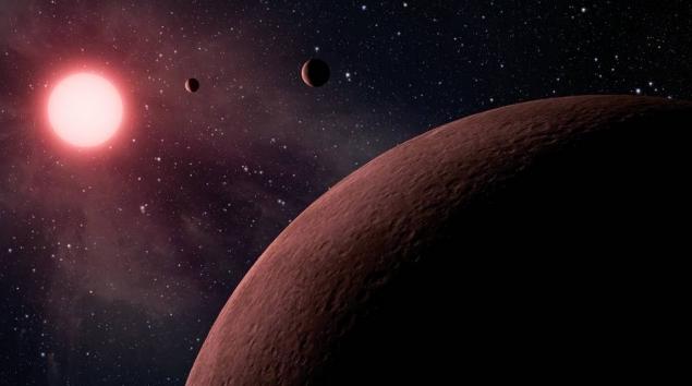 """""""นาซา"""" เผยกล้องโทรทรรศน์อวกาศ """"เคปเลอร์"""" พบดาวเคราะห์นอกระบบเพิ่ม 10 ดวง มีขนาดใกล้เคียงโลก"""