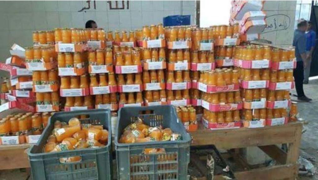 เปิดภาพโรงงานน้ำส้ม ขวดหรู ขึ้นห้าง โรงงานขยะ อ้วกจะพุ่ง