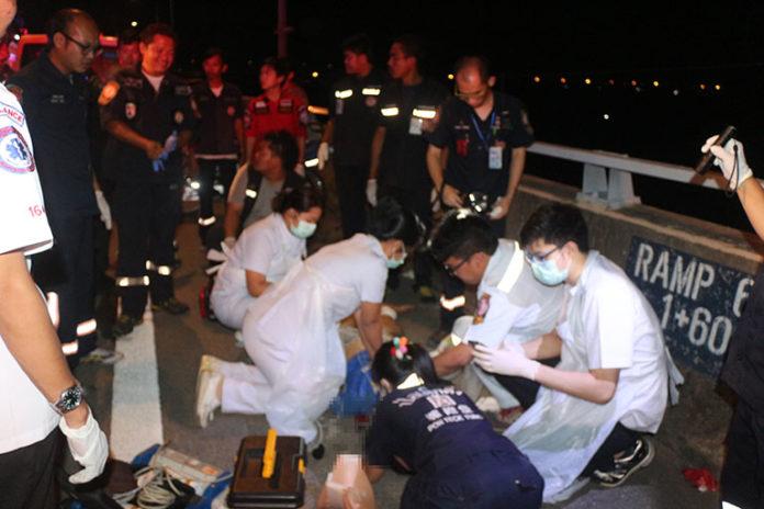 ญาติสาว 16 เซลฟี่บนทางด่วนถูกบีเอ็มชน รู้เป็นฝ่ายผิด แต่วอนคู่กรณีมาเคารพศพ