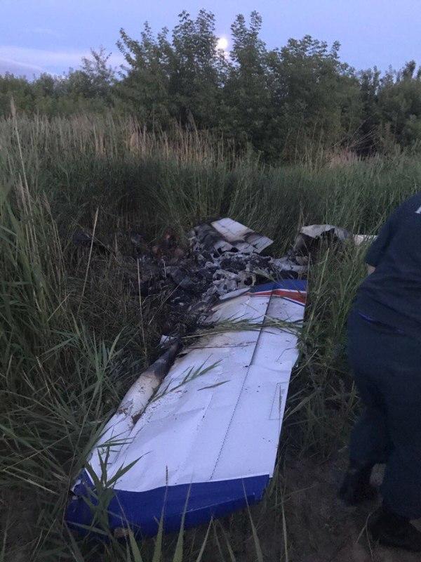 สุดตะลึง!!! งานเลี้ยงฉลองบัณฑิต เครื่องบินโชว์พลาดตก นักบินเสียชีวิต (ชมคลิป)